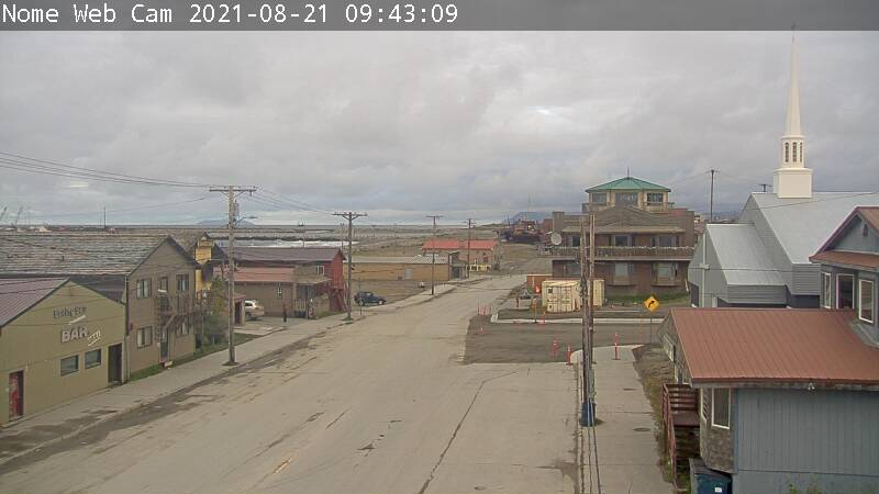 Webcam Nome / West-Alaska